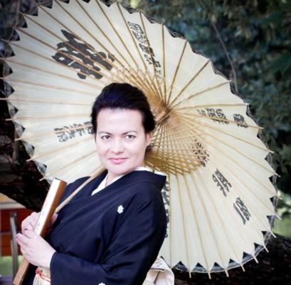 Женственность по-японски – абсолютная гармония