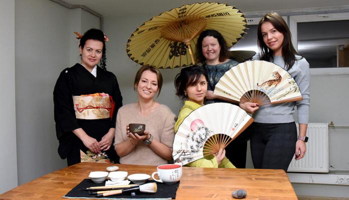 Женственность по-японски – абсолютная гармония - семинар