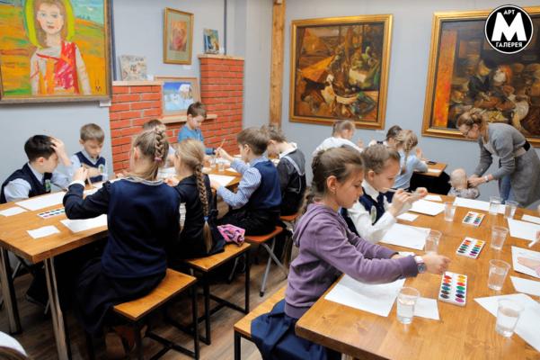 Творческие курсы для детей