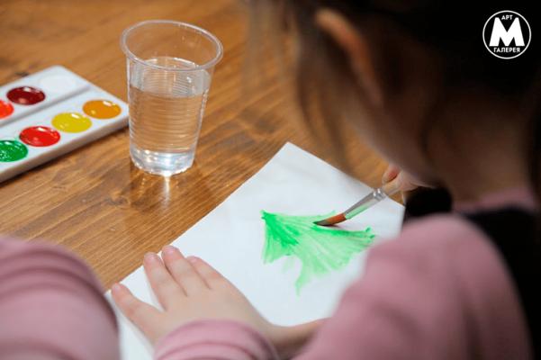 Детское творчество - от развития до раскрытия мира ребенка