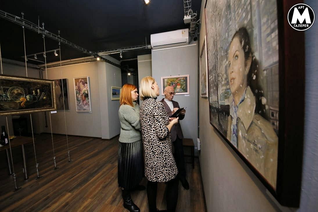"""Открытие выставки """"Свет - Начало..."""""""