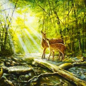 Картина «Солнечное утро»