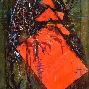 Картина «Мрак и Ярость»