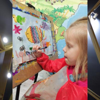 Детская Студия «Маленький гений»